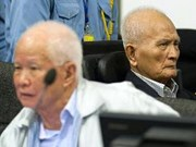 Cambodia: Life sentence for two Khmer Rouge leaders upheld