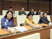 NA's second session hailed for overall reform