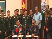 Vietnam, India bolster defence partnership