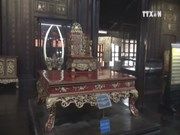Exhibition on royal treasures opens in Hue