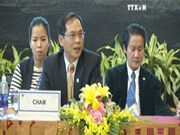 Senior APEC officials gather at informal meeting in Hanoi