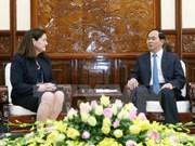 US centre pledges to lure businesses to Vietnam