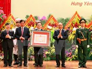 PM urges for Hung Yen's sustainable growth