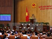 Vietnam makes public three new laws