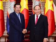 Vietnam, Cambodia continue fostering friendship, cooperation
