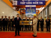 Lai Chau hydropower plant inaugurated