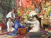 Folk ritual fascinates US photographer