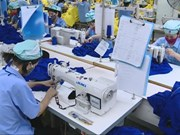 Garment makers receive full orders until March