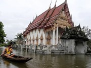 Floods in southern Thailand kill at least 37 people