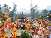 Traditional festival marks outset of Lunar New Year