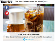 Vietnamese drink named among the best coffee around the world