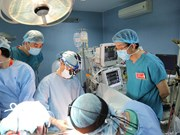 Vietnam's first living donor lung transplant succeeds