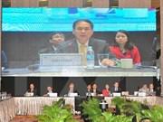 APEC convenes first Senior Officials Meeting
