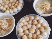 Vietnamese celebrate cold foods festiva