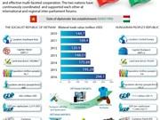 Vietnam, Hungary foster cooperation