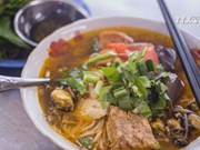 CNN suggests five of Hanoi's top noodle dishes