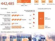 Enterprise development in Vietnam