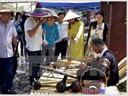 Village promotes ethnic cultural values