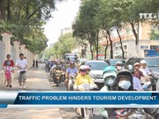Traffic problem hinders HCMC's tourism development