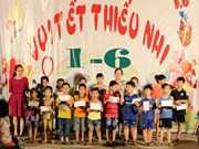 More social activities for impoverished kids