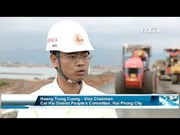ASEAN's longest sea bridge hastened to complete