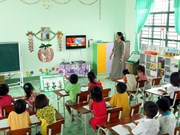 Vietnam seeks to improve early childhood education