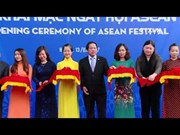 ASEAN festival kicks off in Hanoi