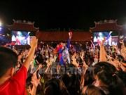 Hanoians enjoy nostalgic Mid-Autumn festival