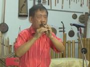 Artist dedicates his life to traditional music