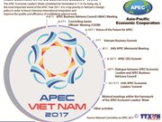 Main activities of APEC Economic Leaders' Week