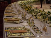 APEC 2017: Minh Long ceramics serve Gala Dinner