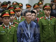 Hanoi court opens trial for Dinh La Thang