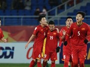 Vietnam beat Iraq for Asian U23 champs' semi-finals