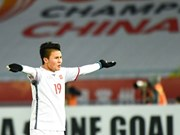 Vietnam advances to AFC U23 Championship's final