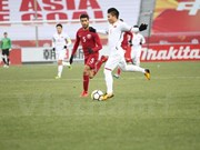 Vietnam advances to final of AFC U23 Championship