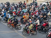 Thailand eyes pollution tax for motorcycles
