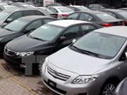 Vietnamese excited as imported cars enjoy tax cut