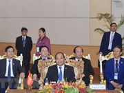 Prime Minister attends MRC Prime Ministerial Retreat