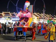 Carnival Ha Long kicks off with brilliant parade