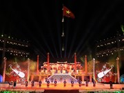 Hue Festival 2018 wraps up in striking colours