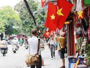 Hanoi records surge in tourists during four-day holiday