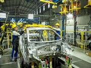 Support industry creates driving force for automobile sector