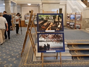 Photos on Vietnamese land and people on display in Ukraine