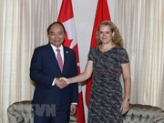 Prime Minister meets Governor General of Canada