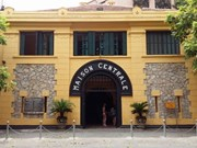 Hoa Lo prison - must-see stop on any tour of Hanoi