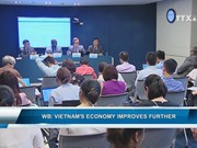 WB: Vietnam's economy improves further