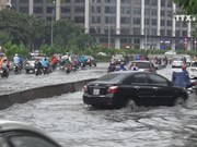 HCM City develops new flood-prevention plan for rainy season