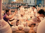Bat Trang Ceramic and Pottery Village
