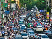 Foreigners' view on traffic in Hanoi