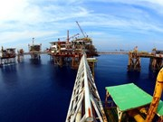 Oil, gas output exceeds six-month targets